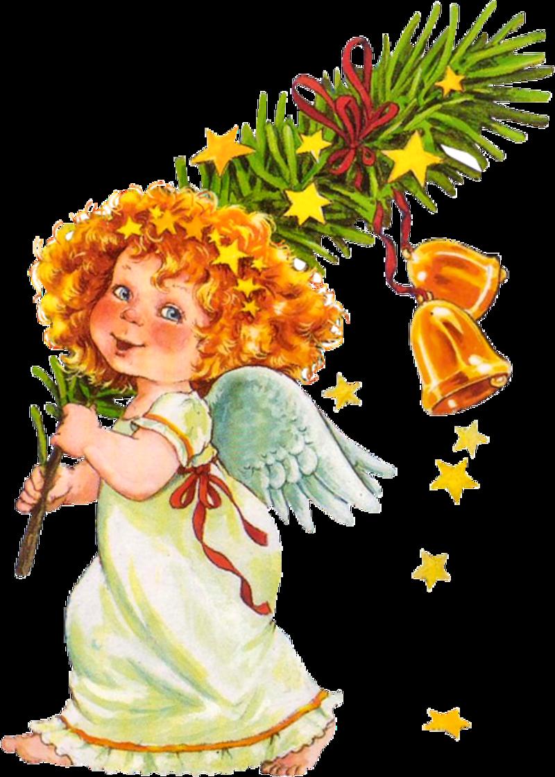 Pour vos cr as anges de no l - Ange sapin noel ...