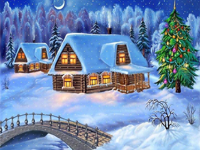 Belles Images Noel Paysages